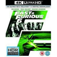 Halálos iramban 6. (4K UHD + Blu-ray)