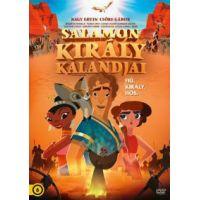Salamon király kalandjai (DVD)