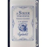 A Siker Törvénye Tizenhat Leckében I-IV. Kötet