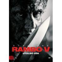 Rambo V. – Utolsó vér (DVD)