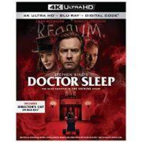 Álom doktor (4K UHD + Blu-ray) - limitált, fémdobozos változat (steelbook)