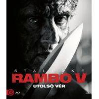 Rambo V. – Utolsó vér (Blu-ray)