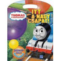 Thomas a gőzmozdony - Itt a nagy csapat!