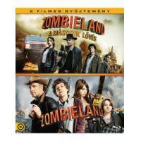 Zombieland 1-2.  (Blu-ray)