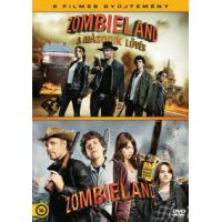 Zombieland 1-2. (DVD)