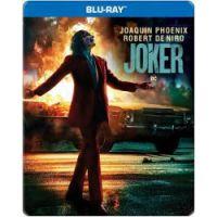 Joker - limitált, fémdobozos változat (egész alakos Joker steelbook) (Blu-ray)