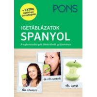 PONS Igetáblázatok - Spanyol