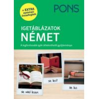 PONS Igetáblázatok - Német