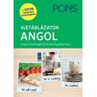 Pons igetáblázatok - Angol