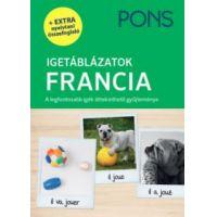PONS Igetáblázatok - Francia