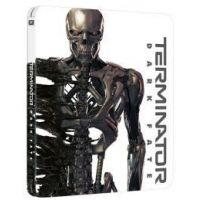 Terminátor: Sötét végzet (Blu-ray)- limitált, fémdobozos változat (steelbook)