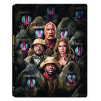 Jumanji - A következő szint (4K UHD + Blu-ray) - limitált, fémdobozos változat (
