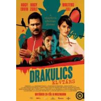 Drakulics elvtárs (Blu-ray)