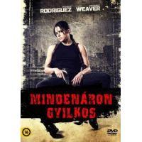 Mindenáron gyilkos (DVD)