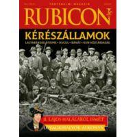 Rubicon - Kérészállamok - 2020/4.