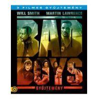 Bad Boys 1-3. (3 Blu-ray)