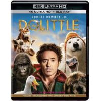 Dolittle (4K UHD + Blu-ray)