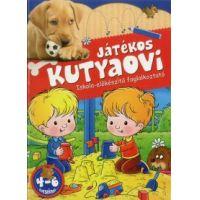 Játékos kutyaovi