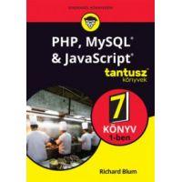 PHP, MySQL & JavaScript 7 könyv 1-ben
