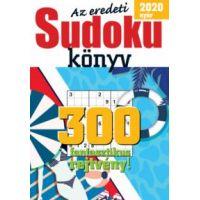 Az eredeti Sudoku könyv - 2020 nyár