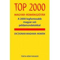 Top 2000 magyar-román szótár