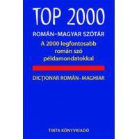 TOP 2000 román-magyar szótár