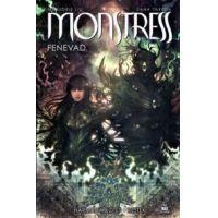Monstress - Fenevad - Harmadik kötet