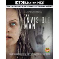 A láthatatlan ember (2020) (4K UHD + Blu-ray)