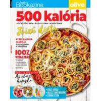 Gasztro Bookazine 2020/2: 500 kalória