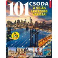 Füles Bookazine - 101 Csoda - A világ legszebb városai