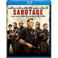 Szabotázs (Blu-ray) *2014*