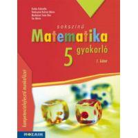 Sokszínű matematika gyakorló 5. - I. kötet