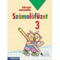 Sokszínű matematika - Számolófüzet 3.