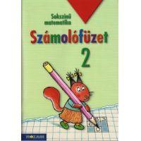 Sokszínű matematika - Számolófüzet 2. osztály