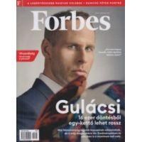Forbes - 2020. augusztus
