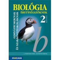 Biológia érettségizőknek 2. kötet - tankönyv