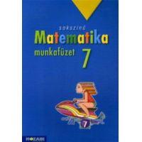 Sokszínű matematika munkafüzet 7. osztály