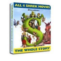 Shrek Quadrológia (4 Blu-ray) - Limitált kiadás