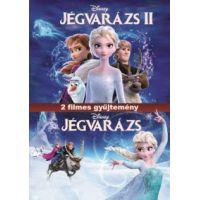 Jégvarázs 1-2. (Gyűjtemény) (2 DVD) *Magyar szinkron-Idegennyelvű borító*