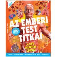 Füles Bookazine - Az emberi test titkai