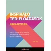 Inspiráló TED-előadások: Kreativitás