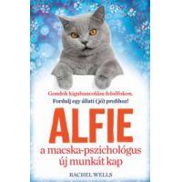 Alfie, a macska-pszichológus új munkát kap - Egy állati jó pszichológus kalandjai