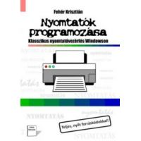 Nyomtatók programozása