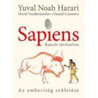Sapiens - Rajzolt történelem