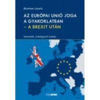 Az Európai Unió joga a gyakorlatban - A Brexit után