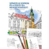 Színezd ki Sopron és a Fertő-táj nevezetességeit!