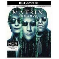 Matrix trillógia (4K UHD + Blu-ray)