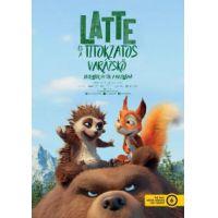 Latte és a titokzatos varázskő (DVD)