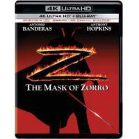 Zorro álarca (4K UHD+Blu-ray)