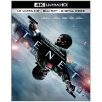 Tenet (4K UHD+Blu-ray)